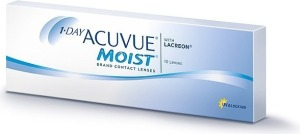 1-Day Acuvue Moist (10 čoček)