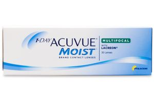1-Day Acuvue Moist Multifocal (30 čoček)
