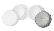 Antibakteriální pouzdro s ionty stříbra.