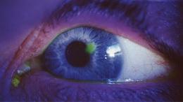 fluorescein zjistí defekt rohovky